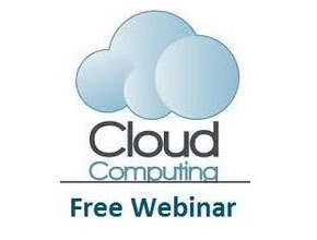 Webinar on Cloud Computing