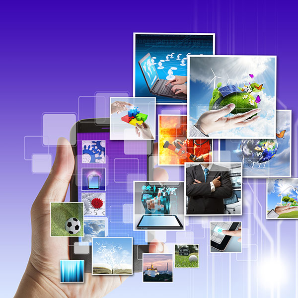 Blog: hybrid mobile app development image