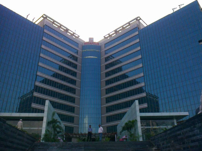 BluePi's New office located in JMD Megapolis