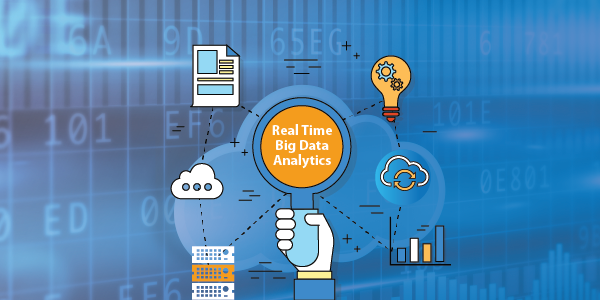 How real-time, big data analytics can be a competitive advantage