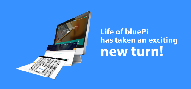 BluePi launches brand new website