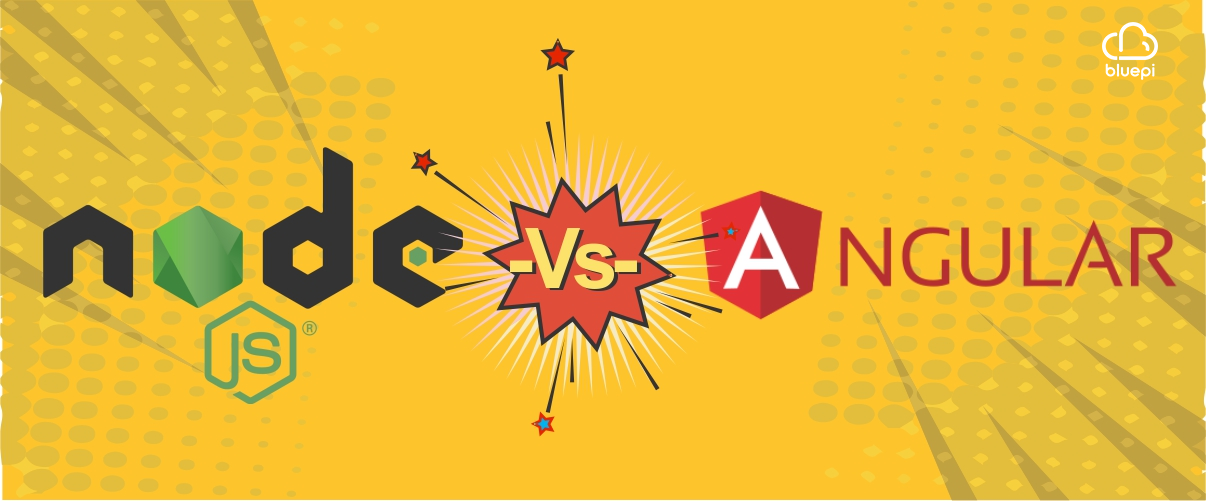 NodeJS vs angular