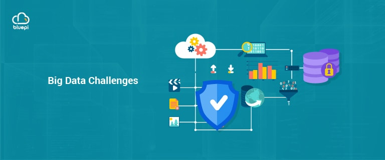 Top 5 Challenges in Big Data & Analytics
