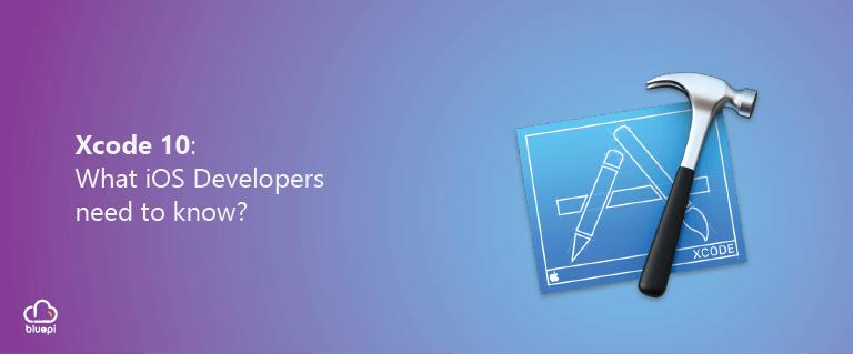 Blog: Xcode 10