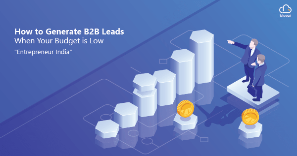 Generate leads in low budget